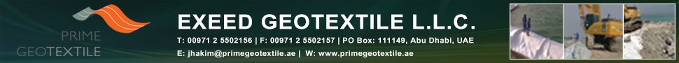 Exceed Prime Geotextile